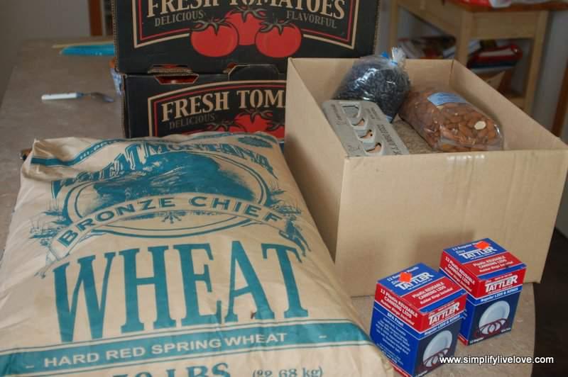 Stringtown Amish Bulk Food Store in Kalona Iowa
