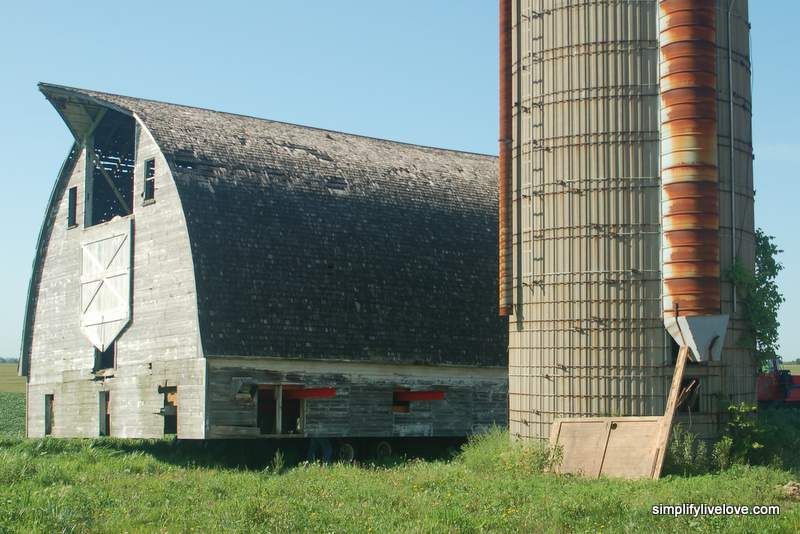 moving a free barn