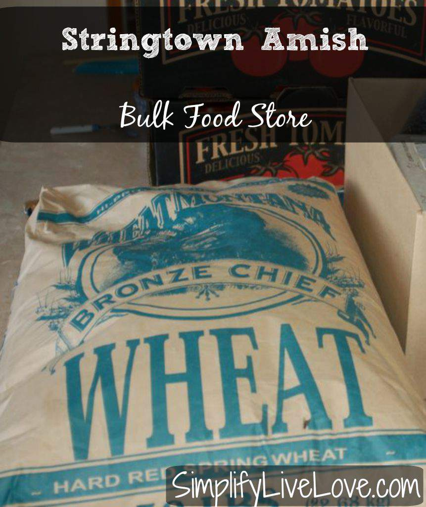 Stringtown Amish Bulk Food Store