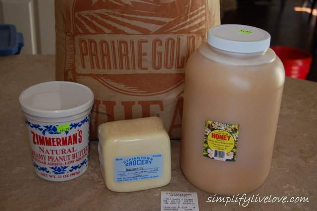 Stringtown Grocery haul