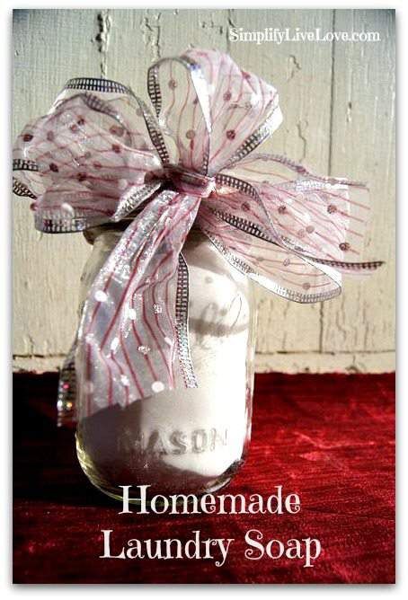 Great Gifts for any occasion. Staying frugal with homemade gifts.