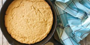 The Perfect Refined-Sugar Free Southern Cornbread Recipe