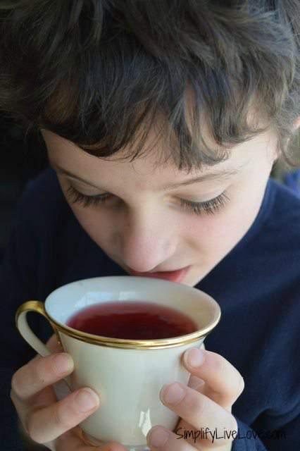 daniel tea