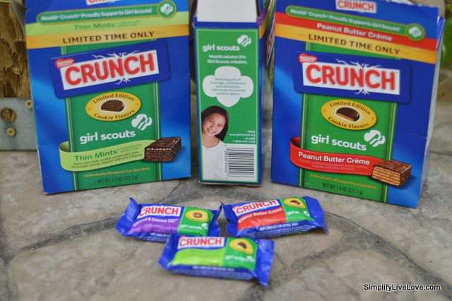 nestle girl scout crunch bars