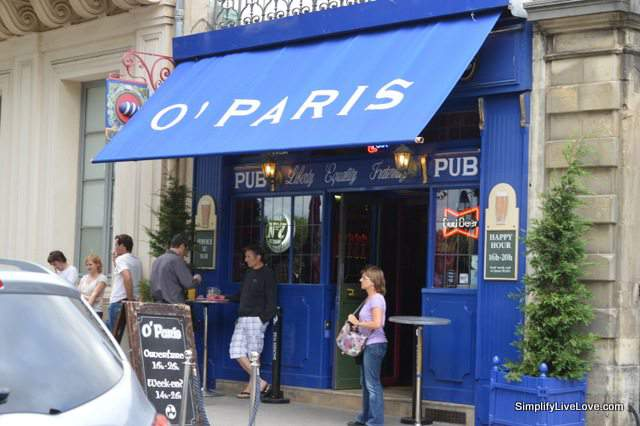 O Paris Bar