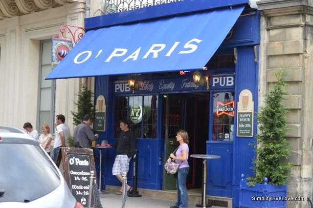O Paris Bar