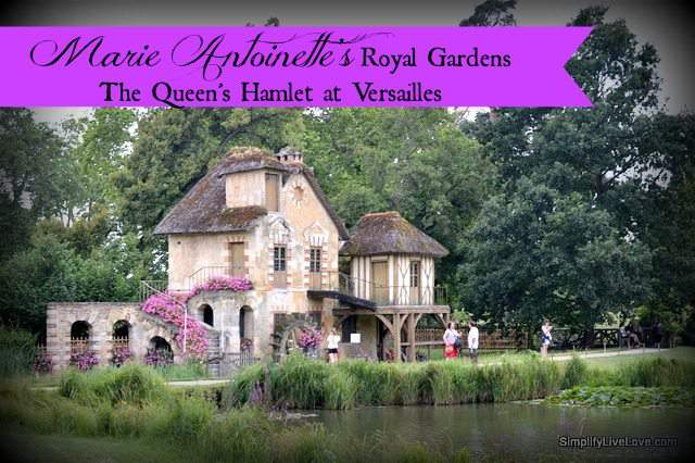 The Queen's Hamlet at Versailles