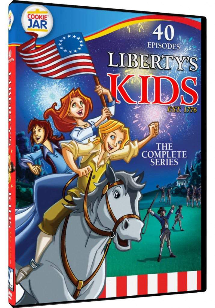 Liberty Kids DVD