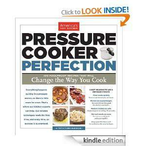 American's Test Kitchen Pressure Cooker Perfection