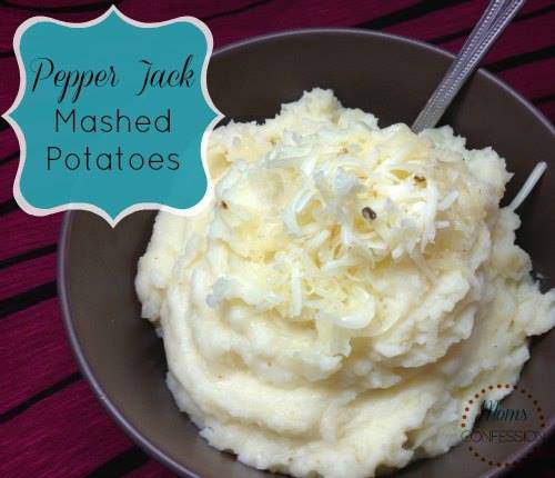pepper jack mashed potatoes