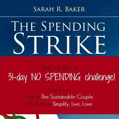 spending strike