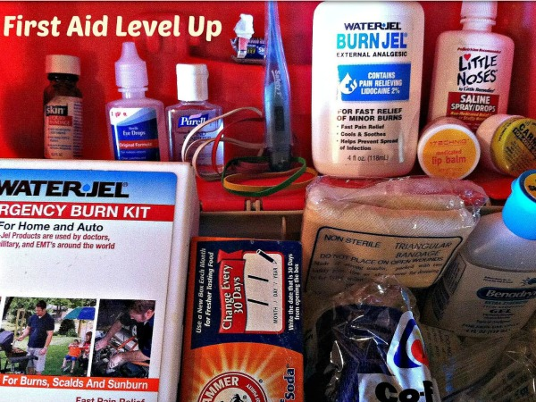 homestead first aid kit