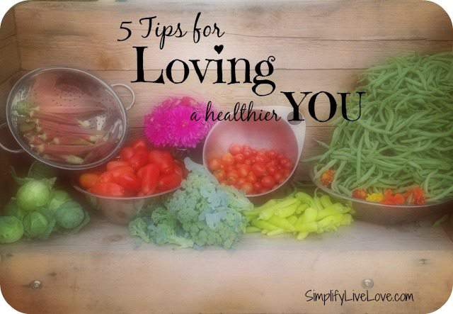 5 Tips for Loving a healthier you #lovehealthyme #wwsponsored