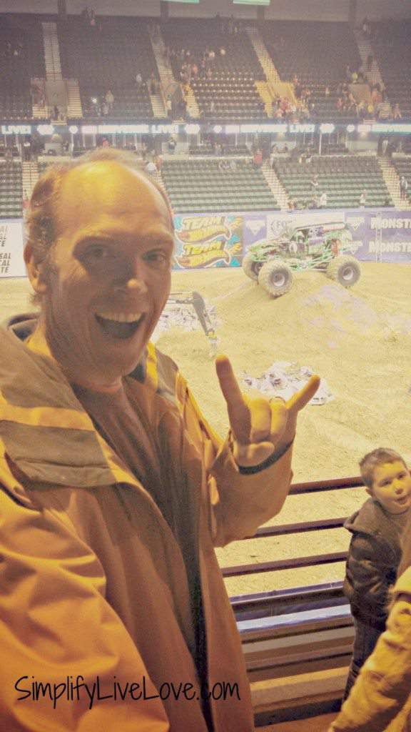 monsterjam iwireless center