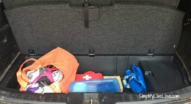 25 Things to Keep in the Car #LetsTalkBums