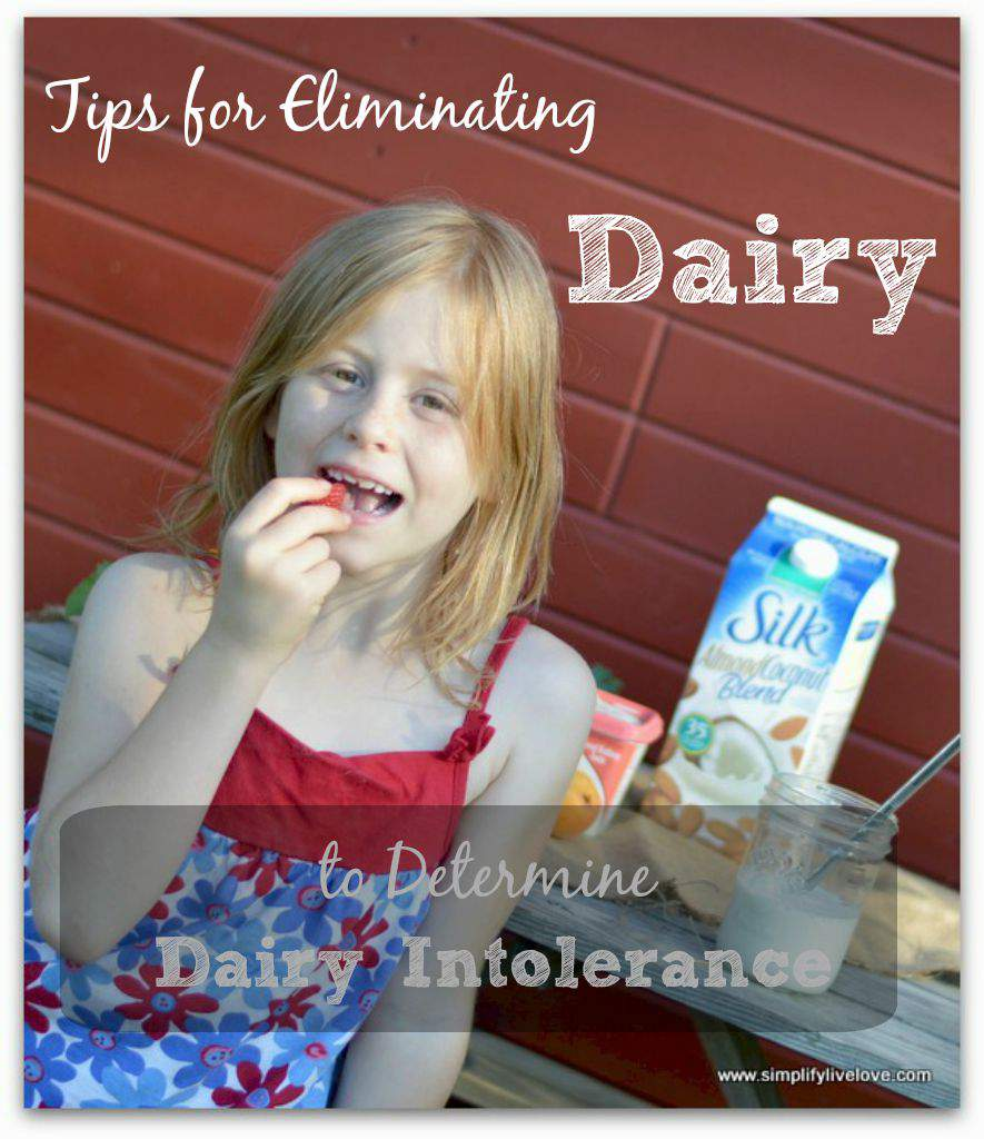 Eliminating Dairy in your diet
