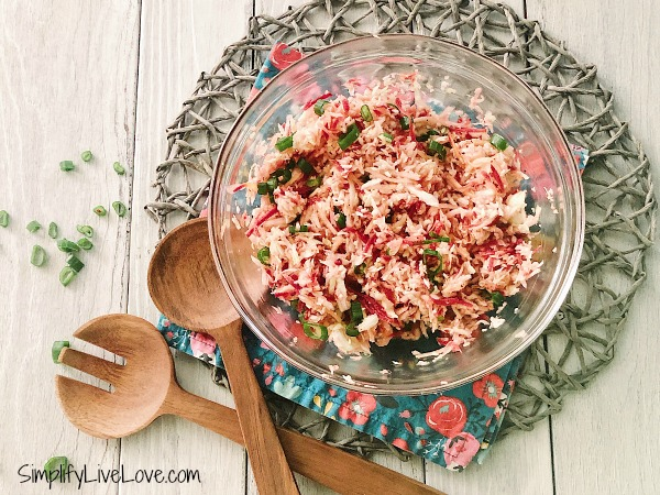 coleslaw without mayo recipe