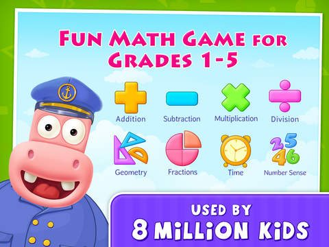 Fun Ways for Kids to Learn Math Facts SplashMath #FreeMathApp #MomBuzz