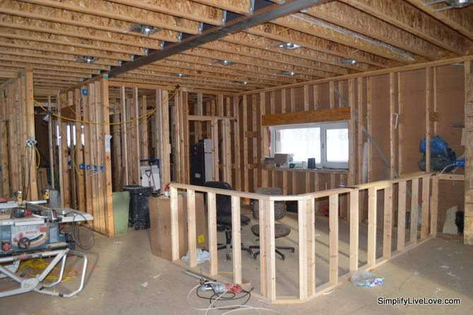 Passive House Update -kitchen