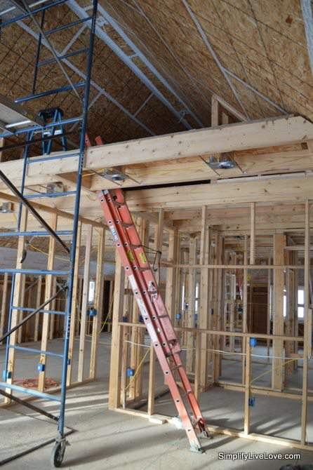Passive House Update -second floor - 6 months to move in