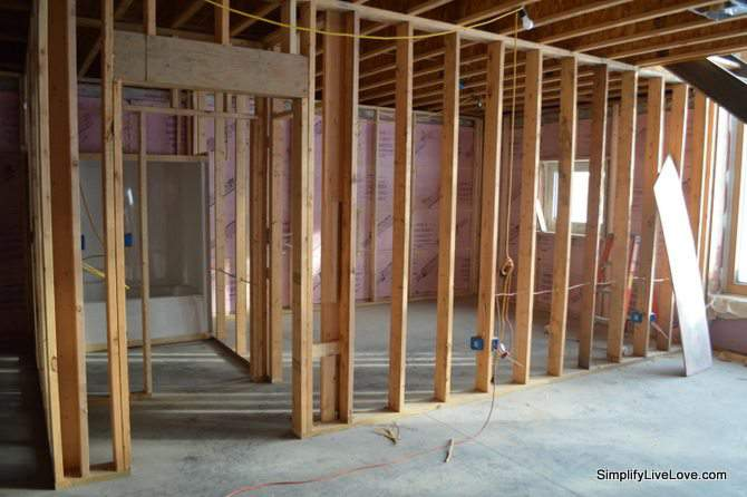 Passive House Update -basement