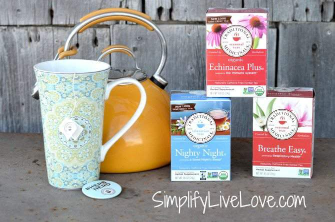 5 Ways to Support Your Immune System Traditional Medicinals tea
