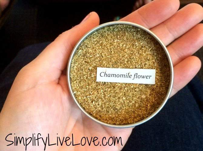 5 ways to boost immune system - traditional medicinals tea - chamomile flower