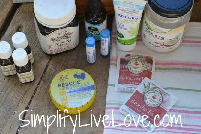 What's in My Natural Medicine Cabinet - Natural Medicine Cabinet RESCUE Remedies #StressLess2BmyBest #CG #ad