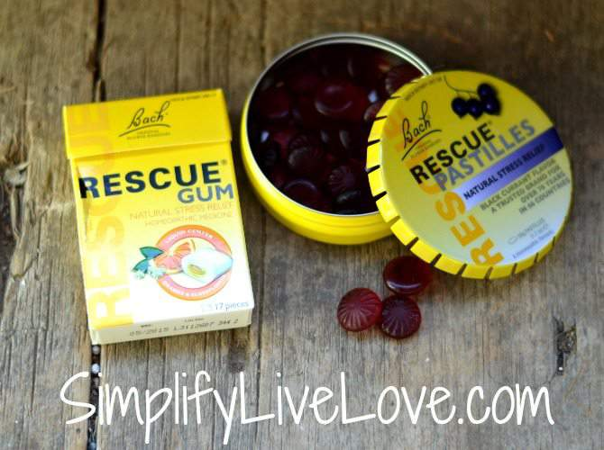 What's in My Natural Medicine Cabinet - RESCUE Remedies #StressLess2BmyBest #CG #ad