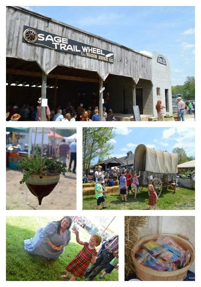 Baker Creek Seed Planting Festival