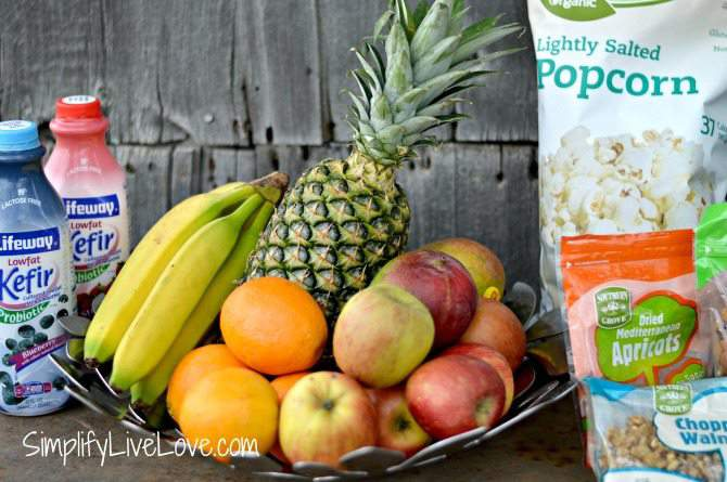15 Budget Friendly & Healthy Snacks for Kids from Aldi - the fruit bowl