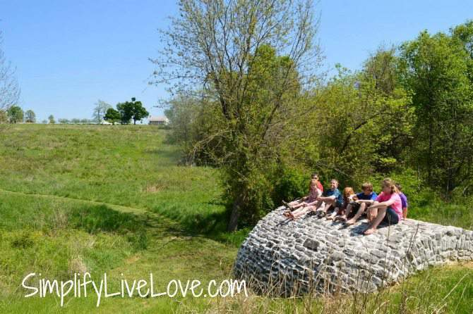 5 things to do with kids in Springfield , Missouri Wilson National Battlefield from SimplifyLiveLove.com
