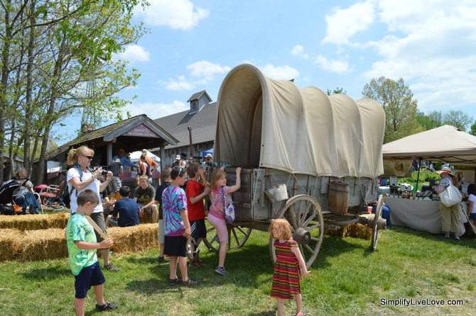 5 things to do with kids in the Springfield Mo area. Baker Creek Seed Planting Festival. from SimplifyLiveLove