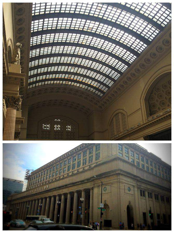 Amazing Day Trip to Chicago with Girl Scouts - Union Station from SimplifyLiveLove.com