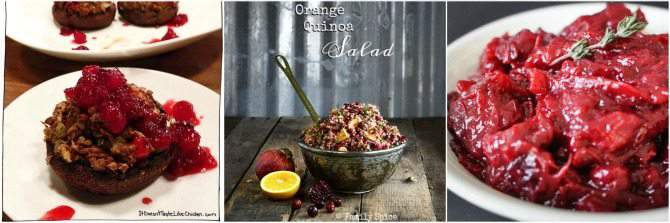Make Ahead healthy sides to simplify thanksgiving day
