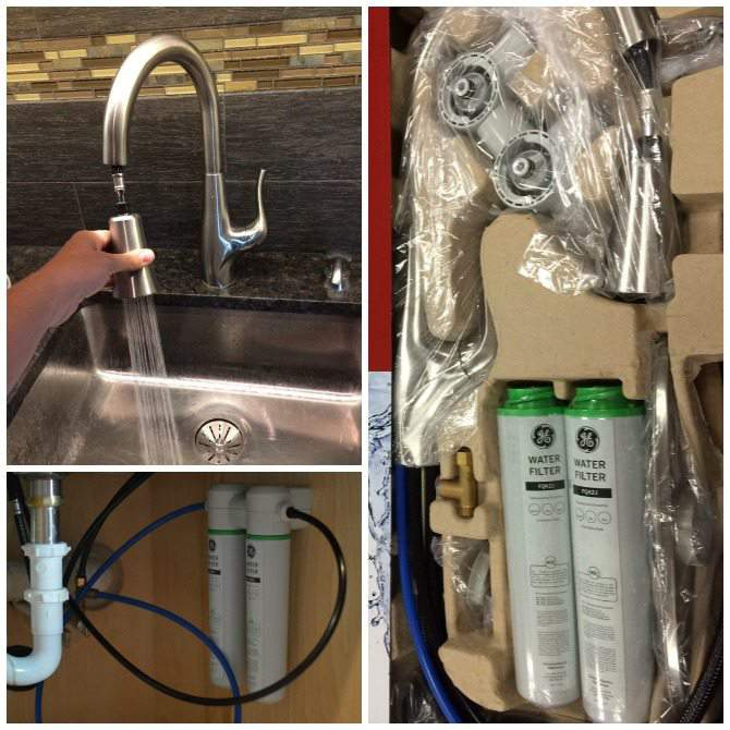 Do You Know What's in Your Tap Water Clarify Pfister Faucet Does!