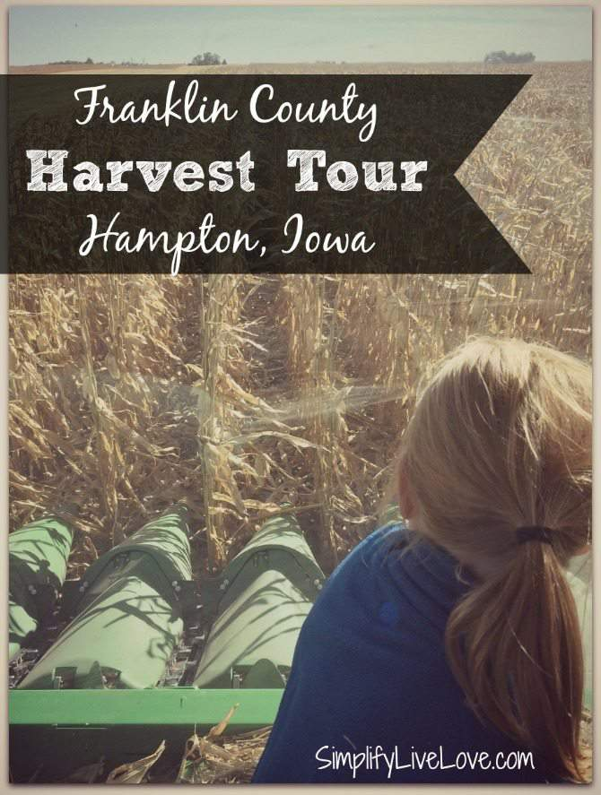 Franklin County Harvest Tour - Hampton, Iowa