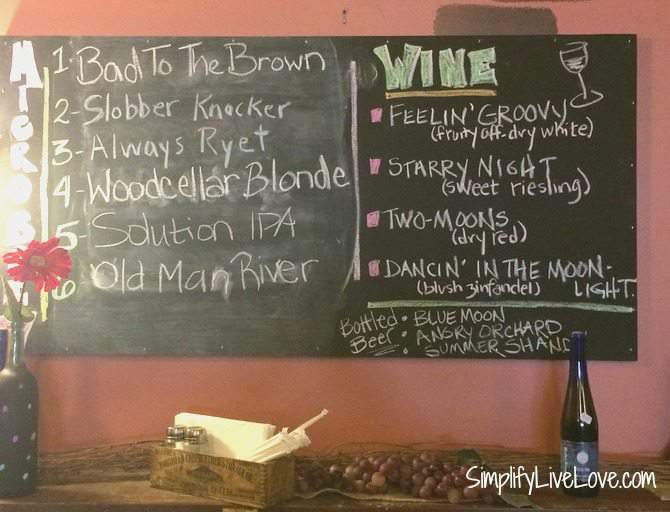 Rustic Brew - Hampton, Iowa