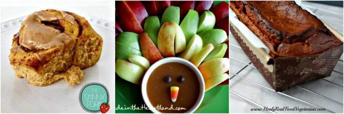 Healthy Sides to Simplify Thanksgiving Day - Make-Ahead Thanksgiving Sides