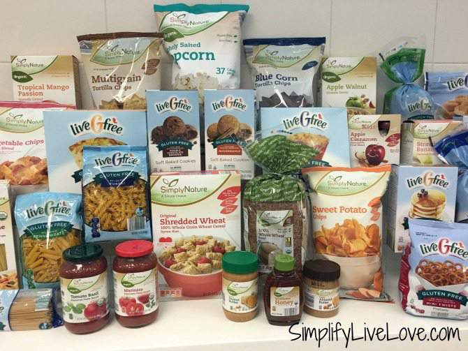 ALDI's Simply Nature Line