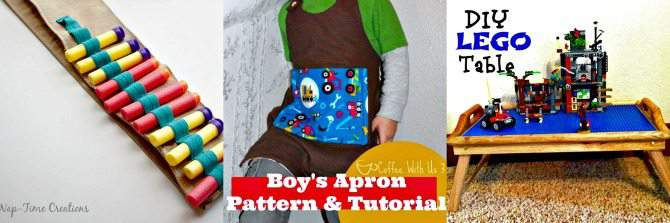 DIY Christmas Gift Ideas for Boys