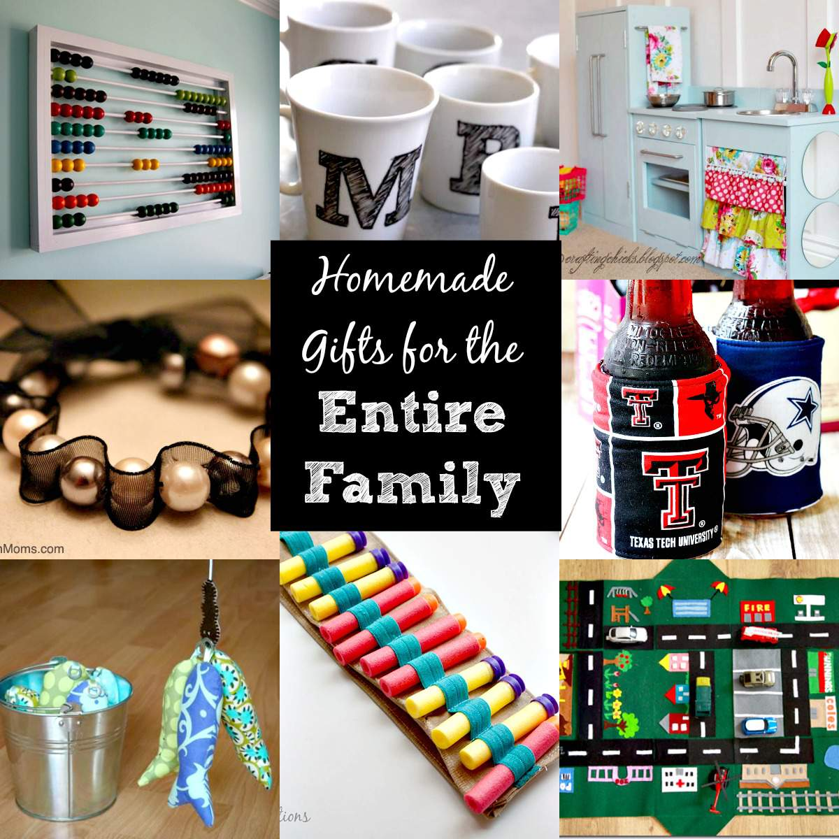 Gifts For Friends At Christmas: DIY Christmas Gift Ideas For The Entire Family