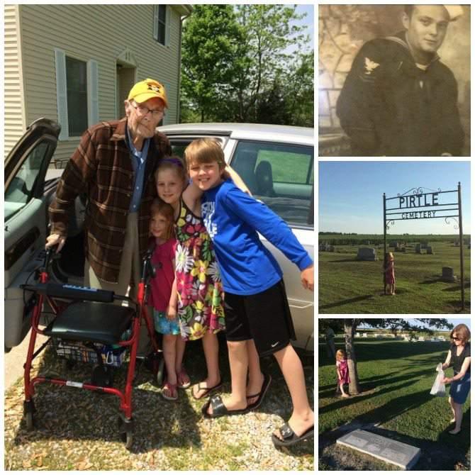 Grandpa's death 2015
