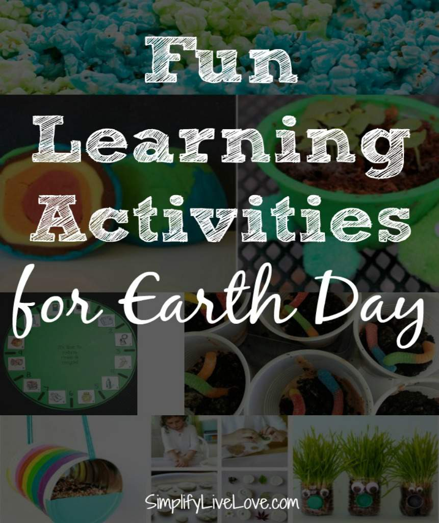 Fun Learning Activities for Earth Day