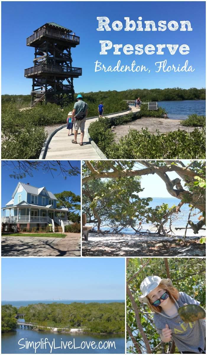 Robinson Preserve, Bradenton Florida