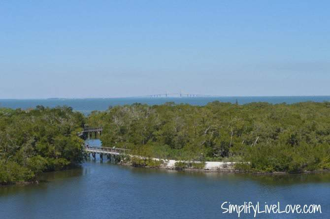 Skyway Bridge at Robinson Preserve