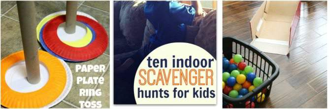 Summer Boredom Buster Ideas for Kids