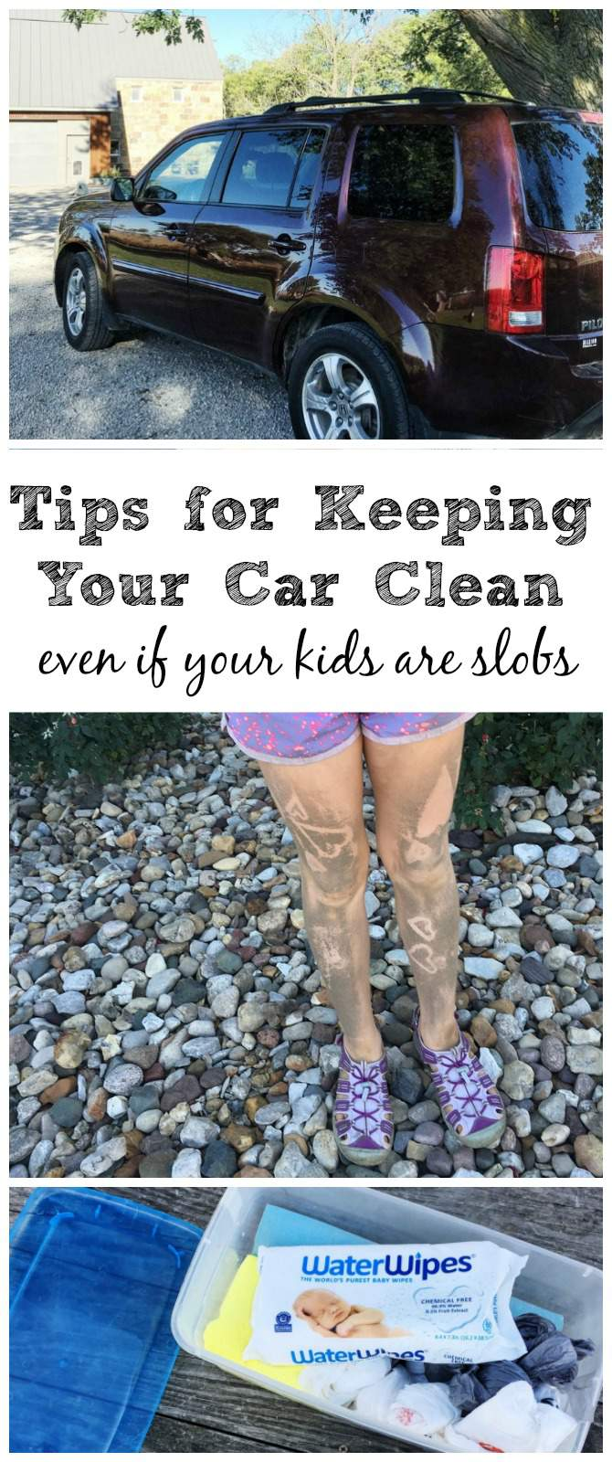 If you're sick of the mess, these 5 easy tips for a clean car will help you a lot. Tip #5 is the best! Make sure you have these things in your car too. AD