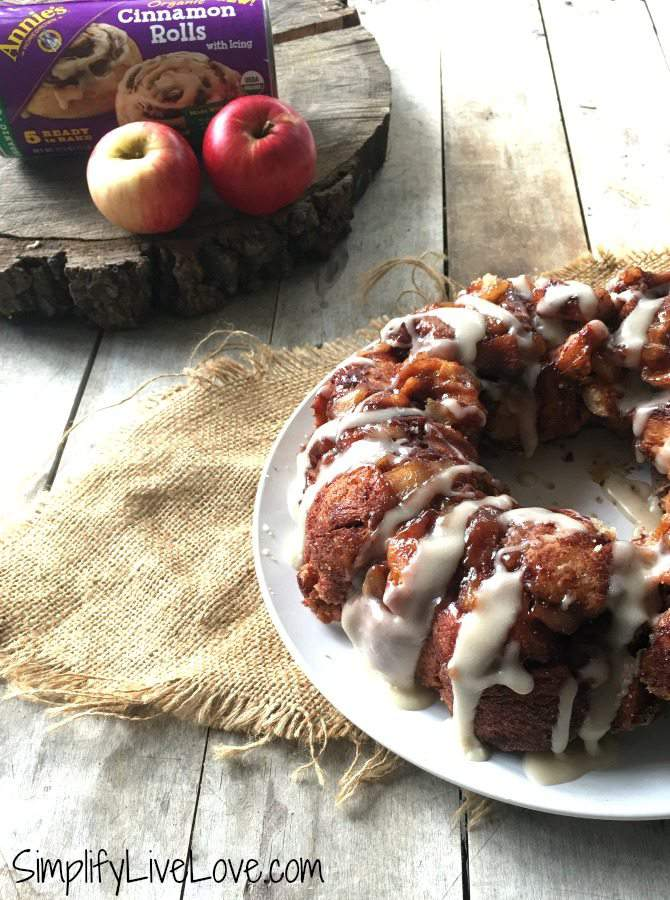 caramel-apple-monkey-bread-made-with-annie-organic-cinnamon-rolls