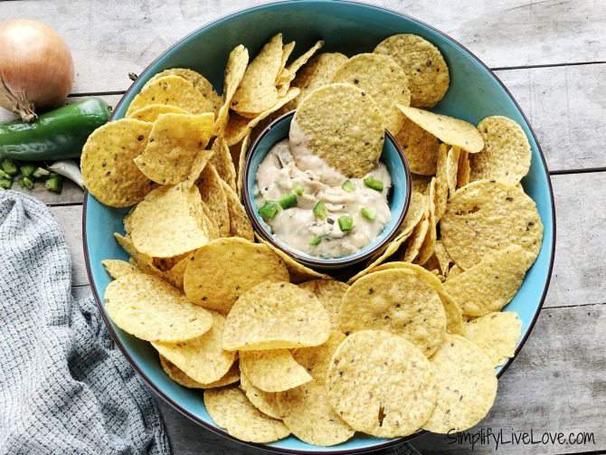 Spicy Jalapeno Popper Cheese Dip with Real Cheese